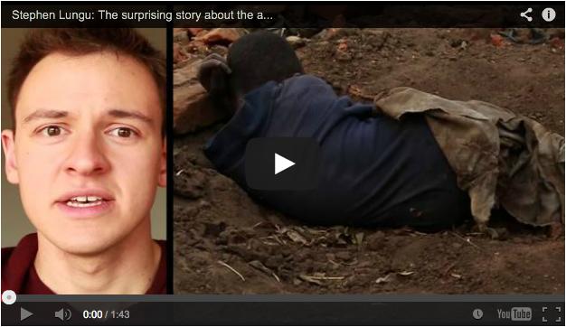 Stephen Lungu video