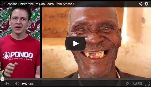 7 lessons entrepreneurs can learn from africans