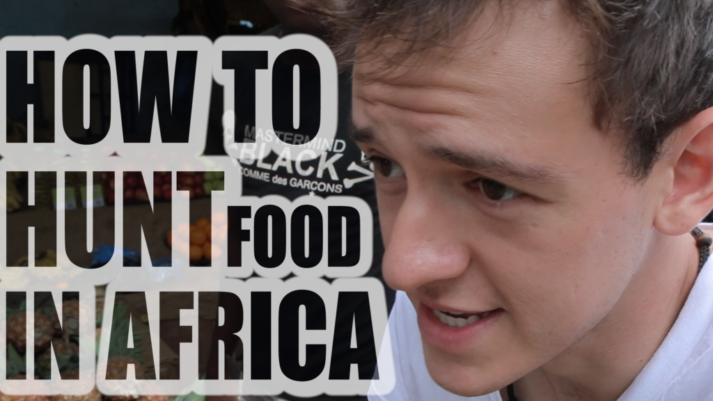 how to hunt food in africa