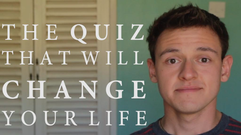 the quiz that will change your life