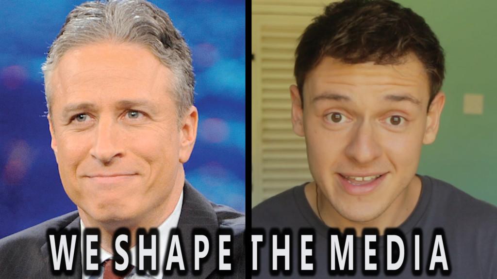 we shape the media